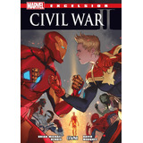 Cómic, Marvel, Excelsior Civil War 2 Ovni Press