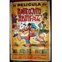 Anteojito Antifaz Garcia Ferre Afiche Cine Orig 1972 N575