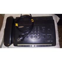 Telefono Fax Samsung Sf 40 Facsmile Transceiner-