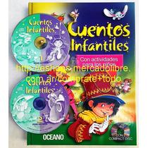 Cuentos Infantiles 1 Tomo 2 Cd-audio - Oceano