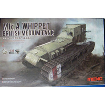 Meng 1/35 Ts-021 Mark A Whippet British Medium Tank