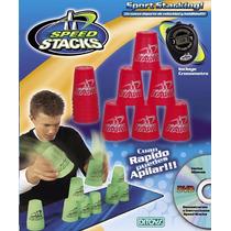 Speed Stacks Vasos Rápidos Ditoys Mejor Precio!!