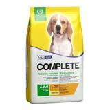 Alimento Vitalcan Complete Perro Adulto Raza Pequeña Pollo 12kg