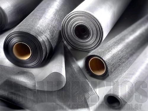 Tela mosquitero de aluminio rollo oferta 1650 for Cotizacion aluminio argentina