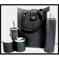 Kit Matero Compl. Black,negro,brillo Original