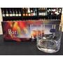 Cajax6 Vasos De Whisky Barline X410ml. - Cristal De Bohemia