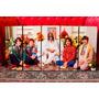 Set De Cuadros Modernos Beatles Maharishi. Música. Rock