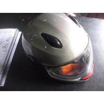 Casco Para Niño De Motos Con Cuelo Polar Bikers Garage