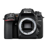 Nikon D7500 Dslr Color Negro