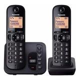 Panasonic Kx-tgc222 Inalambrico Dual Dect 6.0 C/contestador