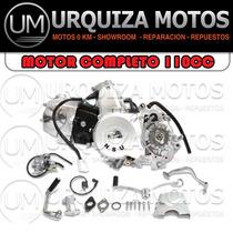 Motor Completo 110cc 110 Para Gilera Beta Motomel Zanella Um