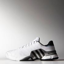 Zapatillas Adidas Tenis Barricade Blanco