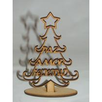 Mini Arbolito Navidad Fibrofacil Souvenir