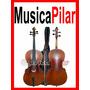 Violoncello Custom Estudio Parquer 1/2 Ce950 Musica Pilar