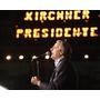 Cuadros Nestor Kirchner & Cristina - Arte Digital - 27x42