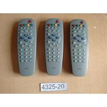 Control Remoto Tv Goldstar Y Global Home