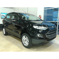 Ford Ecosport Kinetic Titanium 1.6l