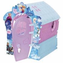 Casita Para Nena Disney Frozen Plástico Inyectada
