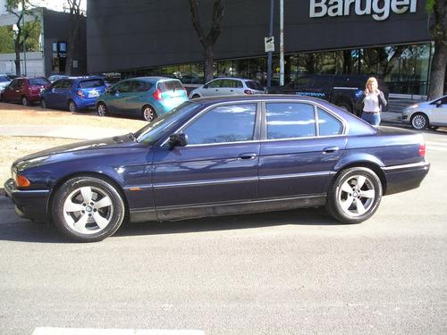 Bmw Serie 7 4.4 740ia Premium
