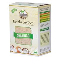 Farinha de Coco Organico - 500g - Finococo