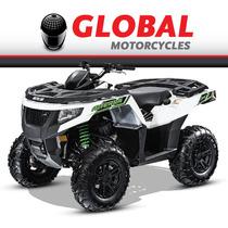 Arctic-cat - Atv Alterra 700 Lanzamiento-global Motorcycles