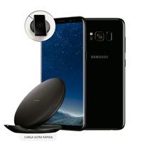 Celular Libre Samsung Galaxy S8 Con Cargador