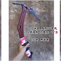 Lara Croft Tomb Raider Ice Axe Hacha De Hielo Replica