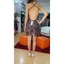 Vestido Espalda Descubierta. . .