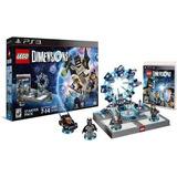 Lego Dimensions Batman, Gandalf, Wyldstyle, Batmobile Ps3