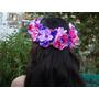 Coronas De Flores Diseñadas A Tu Gusto!!!