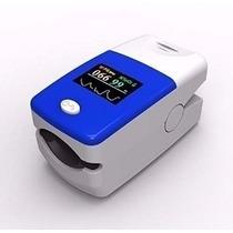 Oximetro Saturometro De Pulso Contec Medical Pantalla Color