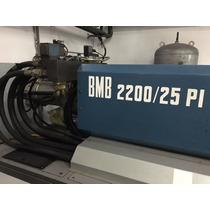Maquina Inyectora De Plasticos Bmb 250 Toneladas Italiana