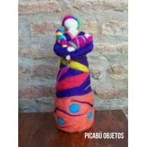 Muñecas En Fieltro
