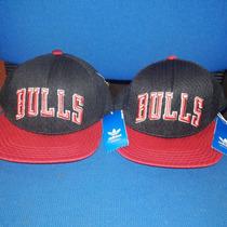 Gorra Adidas Originals Chicago Bulls Basket Única Jordan