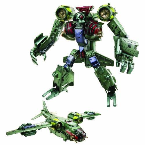 Juguetes Transformers Voyager Verde