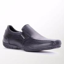 Zapato Nautico Stone Cuero Slack