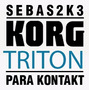 Korg Triton Sampleado Para Kontakt
