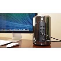 Apple Mac Pro, 3.0 Ghz Intel Xeon E5 Ocho Core, 16 Gb De Ram