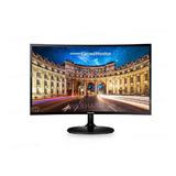 Monitor Curvo Gamer 24 Samsung F390 Full Hd Cf390 Hdmi Vga