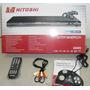 Reproductor Dvd Usb Sd Juegos Vga Microfono Divx Avi Mp3 Hdm