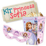 Kit Imprimible Princesa Sofía - Fiesta - Candy Bar