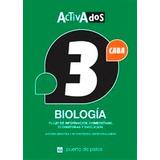 Activados Biologia 3 Caba - Puerto De Palos