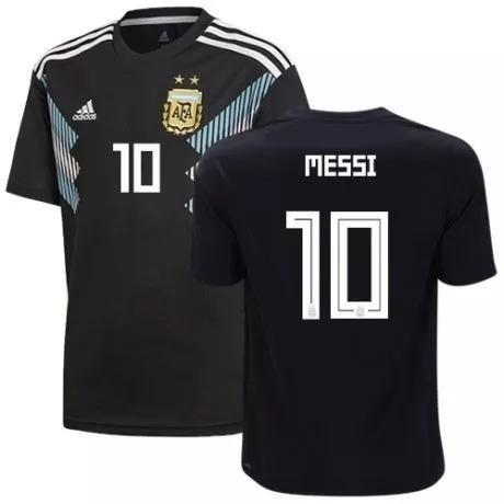Camiseta adidas Argentina Suplente Con Estampado Messi en venta en ... aea95983067e8