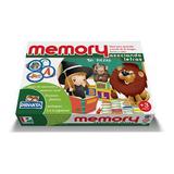 Asociaciones Iniciales Memory Didakta Plastigal 0604