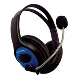Auricular Gamer Xbox One Ps4 Microfono Chat Juegos Netmak