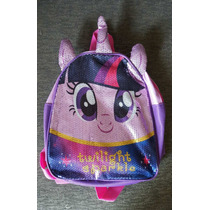 Mochila My Little Pony Twilight Sparkle Jardin