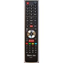 Control Remoto Para Led Smart Tv Bgh Tecla Netflix Y 3d !!!
