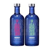 Absolut Edicion Limitada Drop Of Love Vodka