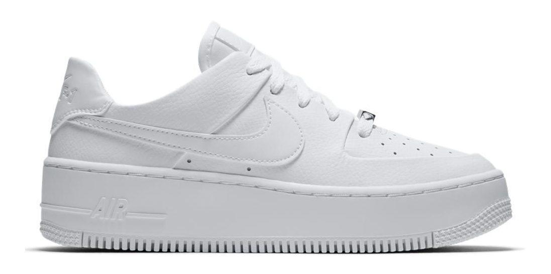 Zapatillas Nike Mujer Air Force 1 Sage Low- 5737 - Moov
