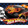 Kit Imprimible Candy Bar Golosinas De Hot Wheels Unico 2x1